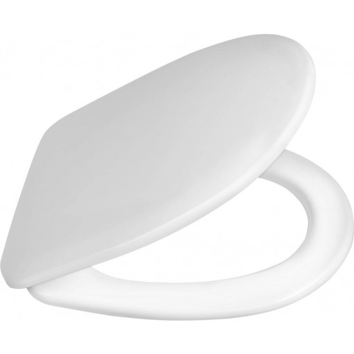 AQUALINE - RIGA WC sedátko, duroplast, panty ABS (RG900)
