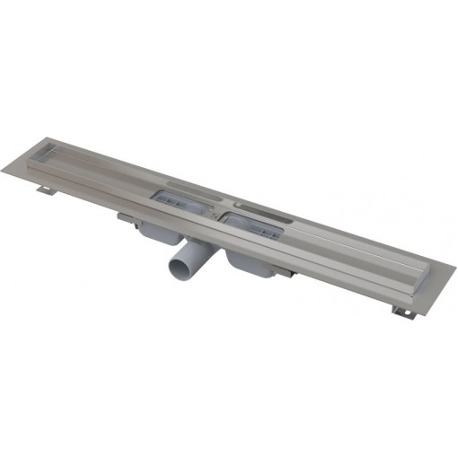 Alcaplast APZ101-950-LOW podlahový žlab výška 55mm SNÍŽENÝ kout min. 1000mm (APZ101-950)