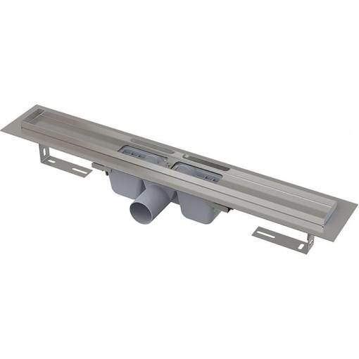 Alcaplast APZ1-650 podlahový žlab výška 85mm kout min. 700mm APZ1-650