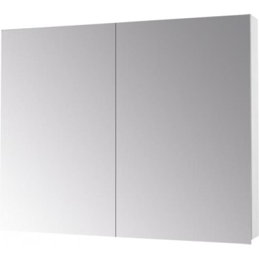 Dřevojas - Dvoudvéřová galerka PREMIUM GA2E 80 - D14 Basalt (158897)