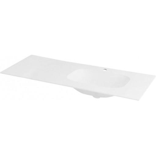 SAPHO - TREOS TSR101 deska Rockstone 1466x24x513mm, vč um. PRIME PM630, 101 Glacier white (ATYP2827)