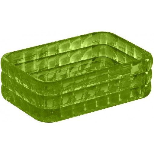 AQUALINE - GLADY mýdlenka na postavení, zelená (GL1104)