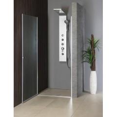 AQUALINE - PILOT otočné sprchové dveře 700mm (PT070)
