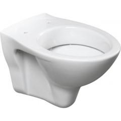 ALCAPLAST Renovmodul - předstěnový instalační systém s bílým tlačítkem M1710 + WC CERSANIT ARES + SEDÁTKO AM115/1000 M1710 AR1