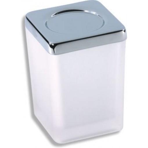 NOVASERVIS - Dóza na koupelovou sůl Metalia 4 chrom 6404,0