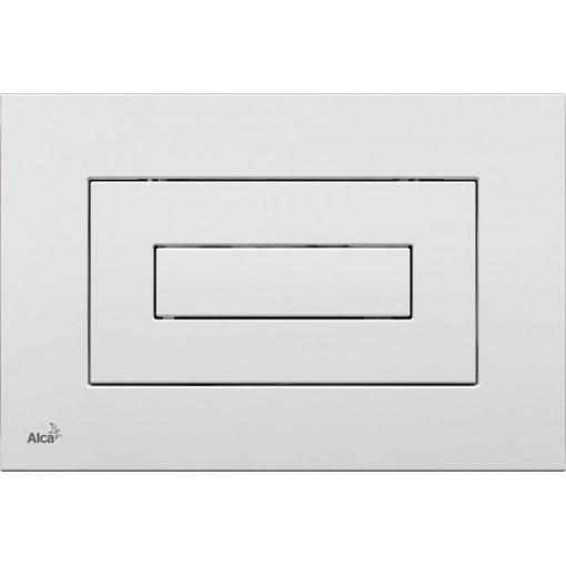 Alcaplast Ovládací tlačítko pro předstěnové y, bílá M470