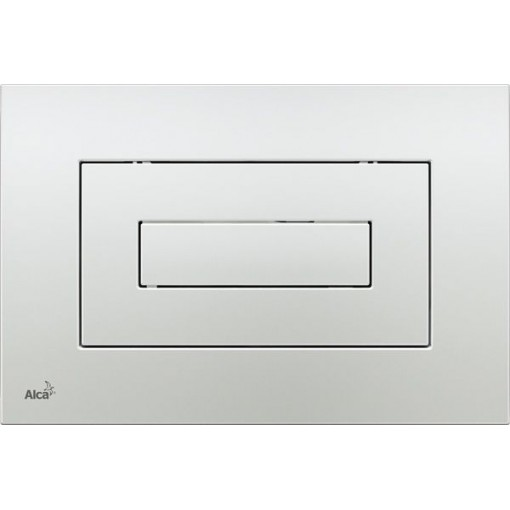 Alcaplast Ovládací tlačítko pro předstěnové y, chrom lesk (M471)