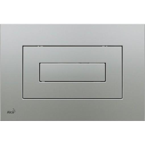 Alcaplast Ovládací tlačítko pro předstěnové y, chrom mat M472