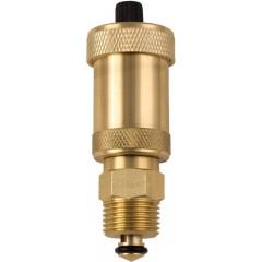 """NOVASERVIS - Automatický odvzdušňovák se zpětným ventilem 1/2 """" O15AS1"""