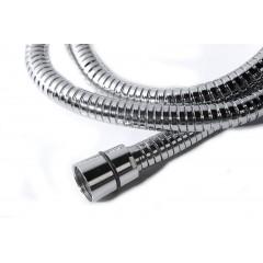 AQUALINE - FLEX sprchová nerezová hadice s dvojitým zámkem, 150 cm 11073