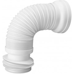 SAPHO - WC dopojení flexi 245 - 530 mm WJ1003B