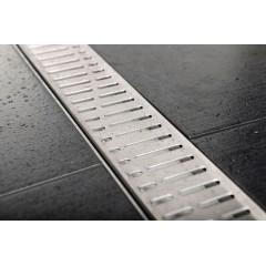 GELCO - MANUS ONDA nerezový sprchový kanálek s roštem, 650x130x55 mm GMO12