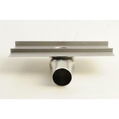 GELCO - MANUS QUADRO nerezový sprchový kanálek s roštem, 850x130x55 mm GMQ34