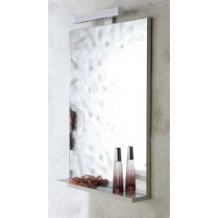 AQUALINE - BETA zrcadlo 50x70x12cm 57396