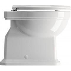 GSI - CLASSIC WC mísa 37x54 cm, spodní odpad, bílá ExtraGlaze 871011