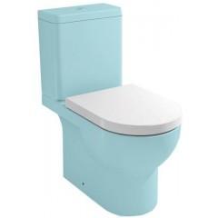 SAPHO - LISA WC sedátko, Soft Close, bílá 1703-746