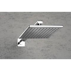 AQUALINE - Hlavová sprcha, 200x200mm, chrom SC154