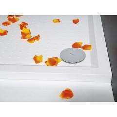 GELCO - SARA sprchová vanička z litého mramoru, obdélník 100x80x4cm GS10080
