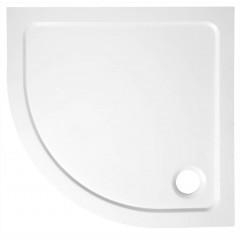 GELCO - AKCE čtvrtkruhová sprchová zástěna 900x900x1900mm, čiré sklo AG4290