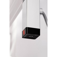 SAPHO - ONE topná tyč s termostatem, 600 W, chrom ONE-C-600