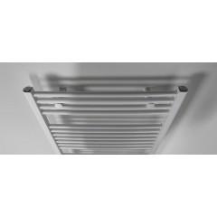 AQUALINE - Otopné těleso pro elektrické vytápění, rovné, 1330/600, bílá (včetně topné tyče) ILE36