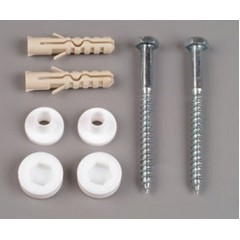AQUALINE - MAK10 komplet pro kotvení umyvadel, vrut 6,0x50 mm 40028