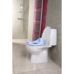 AQUALINE - RIGA WC kombi, zadní odpad, včetně splachovacího mechanismu RG601