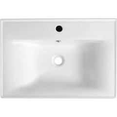AQUALINE - SAVA 65 nábytkové umyvadlo 65x46x16,5 cm 2065