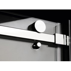 GELCO - DRAGON sprchové dveře 1800mm, čiré sklo GD4810