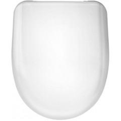 AQUALINE - RIGA WC sedátko, duroplast, panty ABS, horní uchycení RG901
