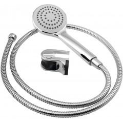 AQUALINE - BETTY sprchová souprava, výklopný držák, chrom 11453