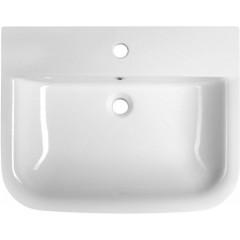 AQUALINE - DORI keramické umyvadlo 60x48 cm, bílá FS1B1