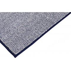 AQUALINE - Koupelnová předložka 50x70cm, tmavě modrá 7021303