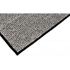 AQUALINE - Koupelnová předložka 50x70cm, černá 7021310