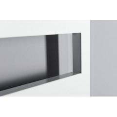 AQUALINE - ORLANDO otopné těleso deskové 605x1623 mm, 611 W, bílá IL166
