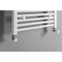AQUALINE - DIRECT otopné těleso s bočním připojením 500x650 mm, 315 W, bílá ILR65E