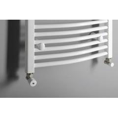 AQUALINE - ORBIT otopné těleso s bočním připojením 500x650 mm, 319 W, bílá ILO65E
