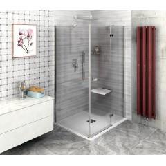 POLYSAN - FORTIS LINE sprchové dveře 900mm, čiré sklo, pravé FL1090R