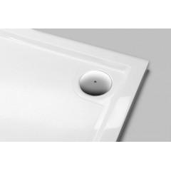GELCO - NORA sprchová vanička z litého mramoru, obdélník 160x70x3,5 cm PN16070