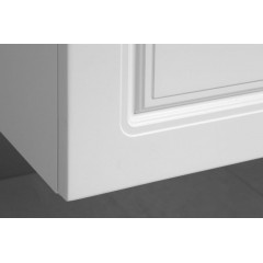 AQUALINE - FAVOLO umyvadlová skříňka 61,5x72,5x44cm, bílá mat FV265
