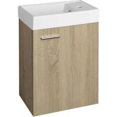 AQUALINE - Keramické nábytkové umývátko 40x22x8cm DD4022