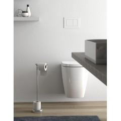 AQUALINE - MINU stojan na toaletní papíry, chrom MU37