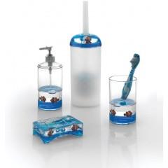 AQUALINE - PYXIS dávkovač mýdla na postavení, Nemo PY8089