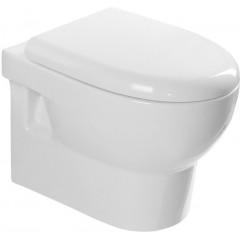 AQUALINE - ABSOLUTE / RIGA WC sedátko, duroplast, bílá 40R30100I