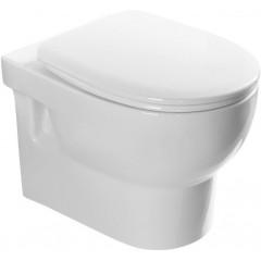 AQUALINE - ABSOLUTE WC sedátko, bílá 44R10400I