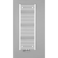 AQUALINE - DIRECT otopné těleso se středovým připojením, 450x1322 mm, 539 W, bílá ELM34