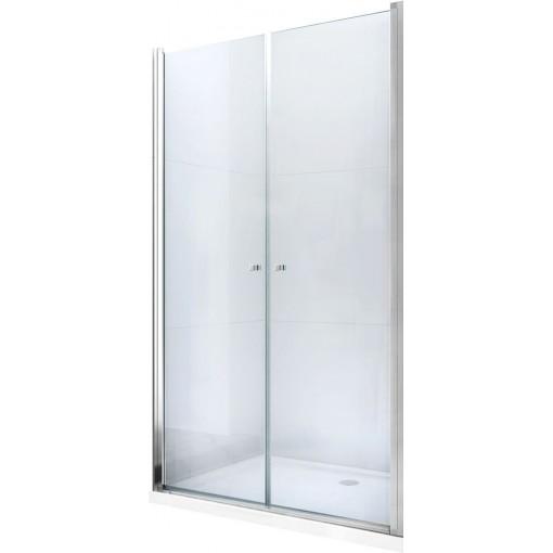 MEXEN - Texas zavěšené sprchové dveře 90 cm, transparent, chrom 880-090-000-01-00