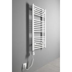 AQUALINE - Elektrická topná tyč s integrovaným termostatem 900W, bílá TS-900B