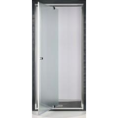 3D náhled produktu Sprchové dveře do niky STYLE 90 rozměr 87-100x190cm čiré sklo - Otevírání dveří