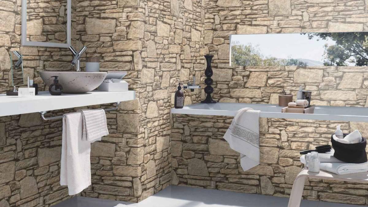 Jak řešit povrchy stěn v koupelně? Kachličky nejsou jediná varianta - 61a5c1c2-62b2-404f-bb89-49ff122f62ac